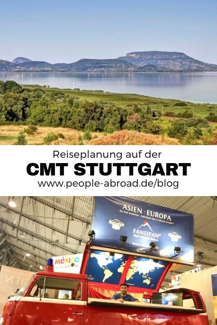 Reiseplanung auf der CMT in Stuttgart #Reise #Reiseplanung #CMT #Reisetipps #Länder