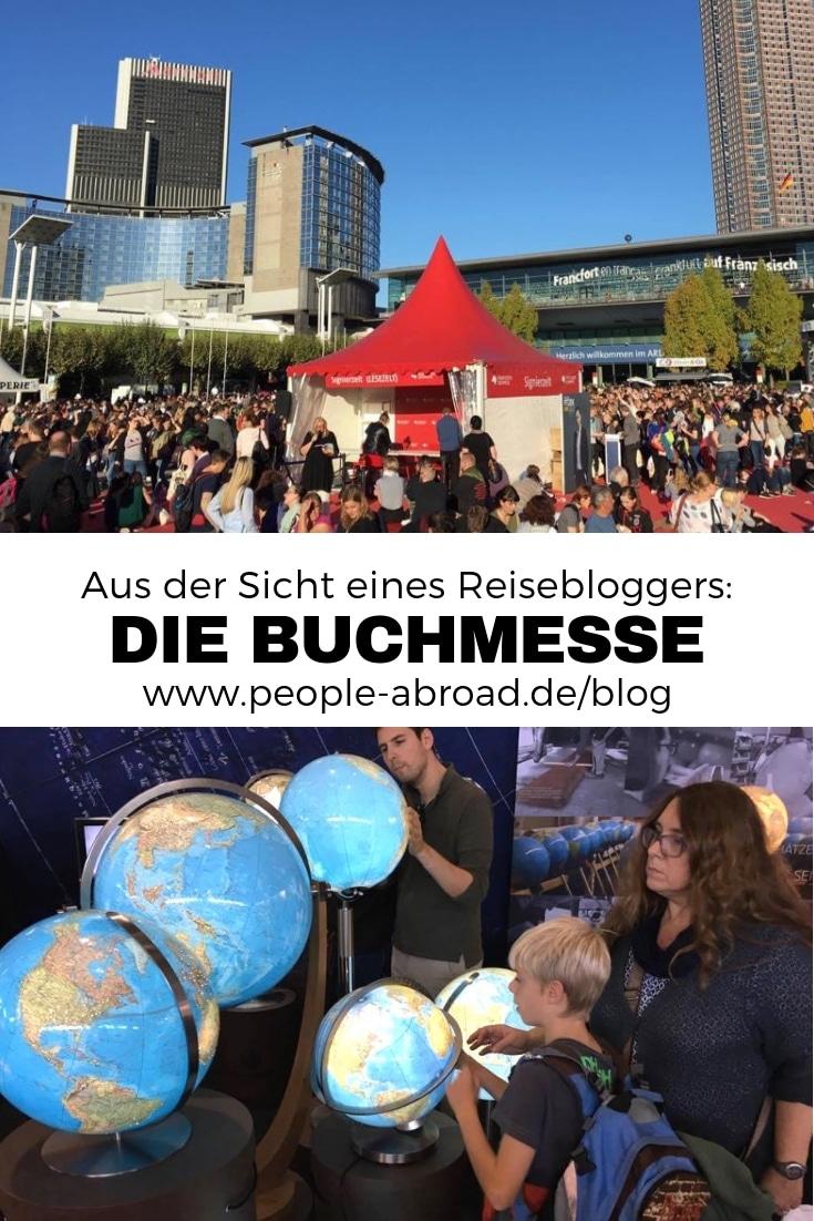 66 - Die Frankfurter Buchmesse aus Blogger-Sicht