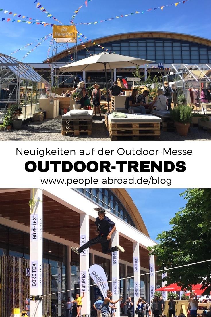 Outdoor-Trends auf der Outdoor-Messe Friedrichshafen #Outdoor #Trends #Messe #Sport #Reise