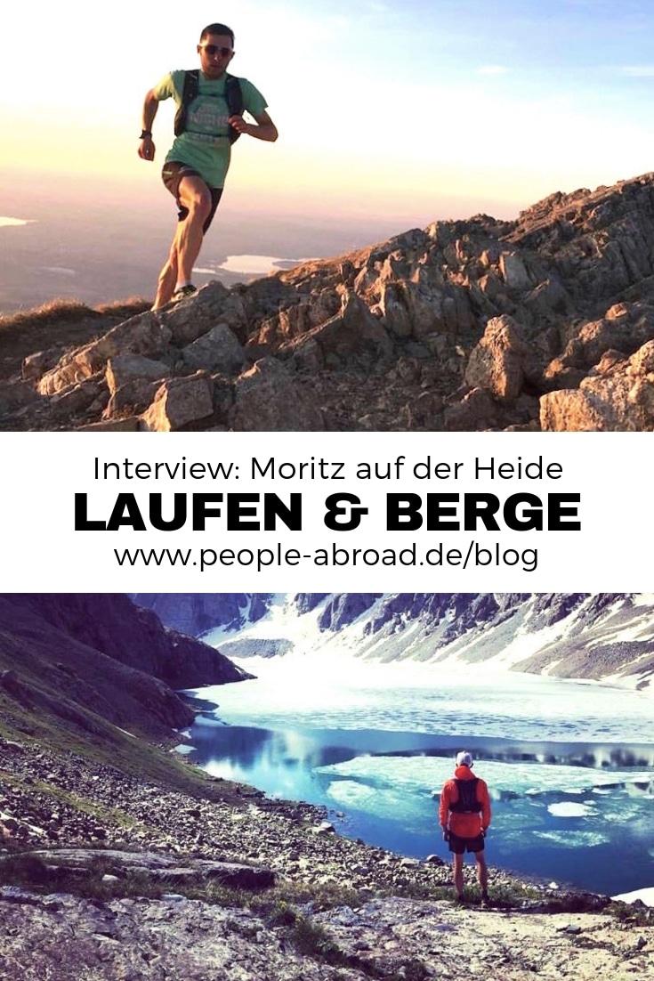 68 - Moritz auf der Heide: Laufen, Berge & Reisen