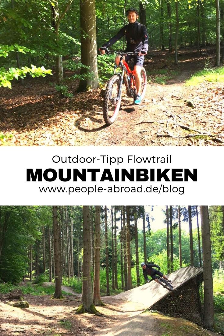Werbung / Outdoor-Tipp Mountainbiken #MTB #Rad #Bike #Sport #Outdoor