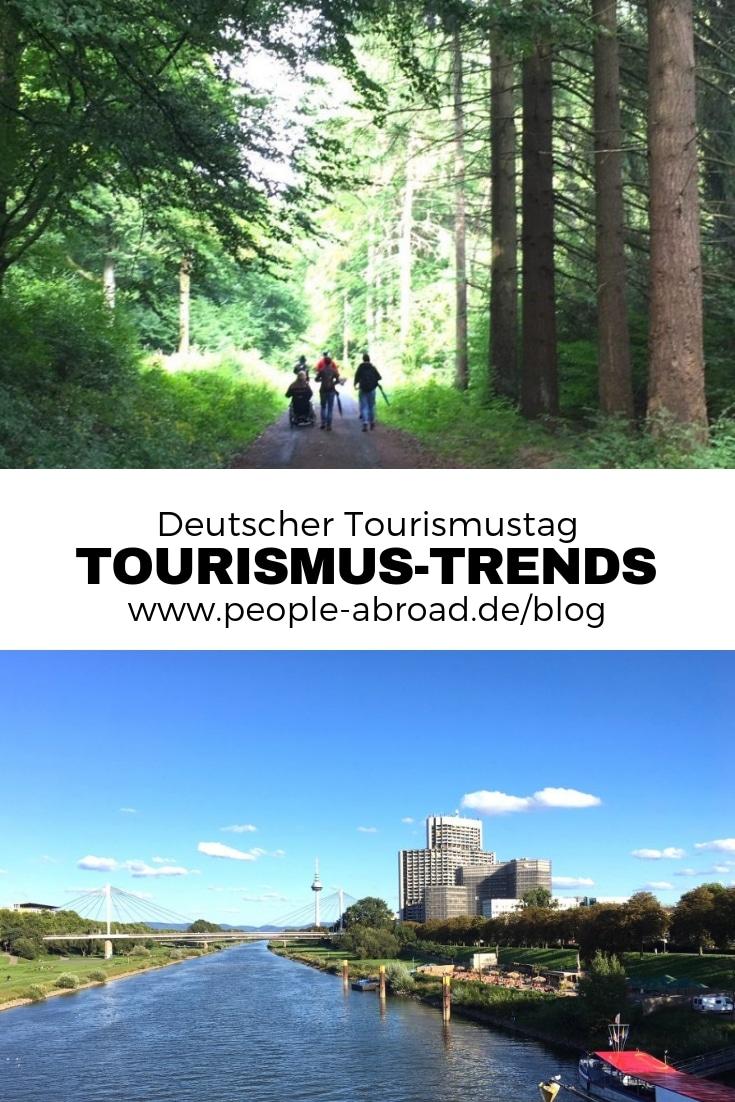 Tourismus-Trends auf dem Deutschen Tourismustag #Reise #Tourismus #Reisetrends #Touristik #Reisebranche