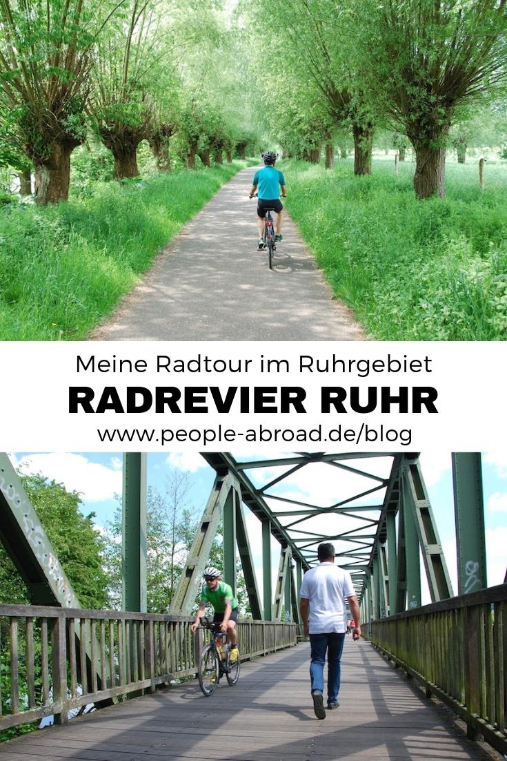 Werbung / Meine Radtour im Ruhrgebiet #Reise #Radreise #Radtour #Ruhrgebiet #NRW
