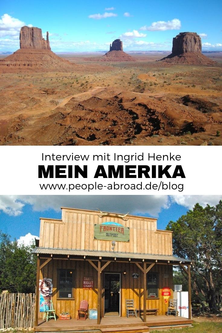Mein Amerika - Interview mit Ingrid Henke #Reise #USA #Reisetipps #Kultur #Gesellschaft