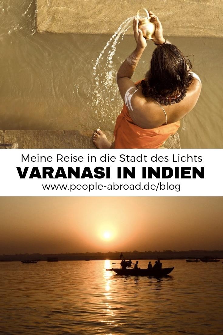 85 - Varanasi: Reise in die Stadt des Lichts in Indien