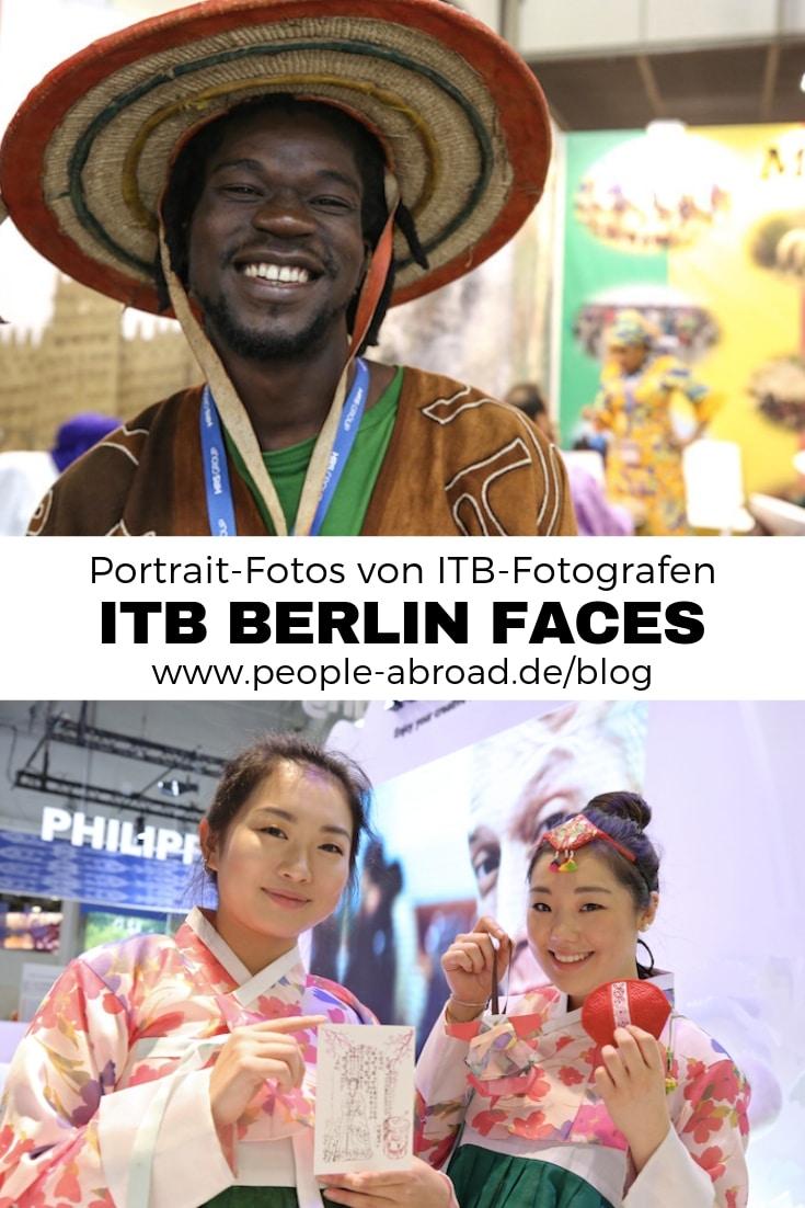 Portraits von der ITB Berlin #Reise #Fotografie #ITB #Portraits