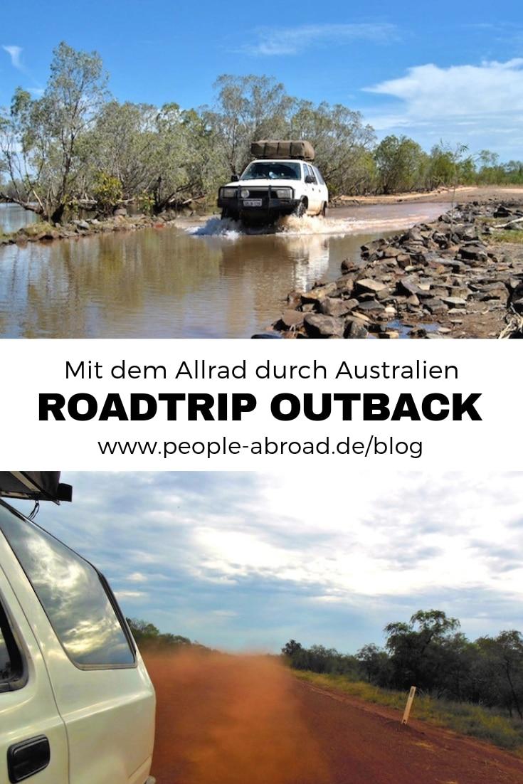 Roadtrip durchs Outback #Reise #Roadtrip #Australien #Reisetipps #Outback