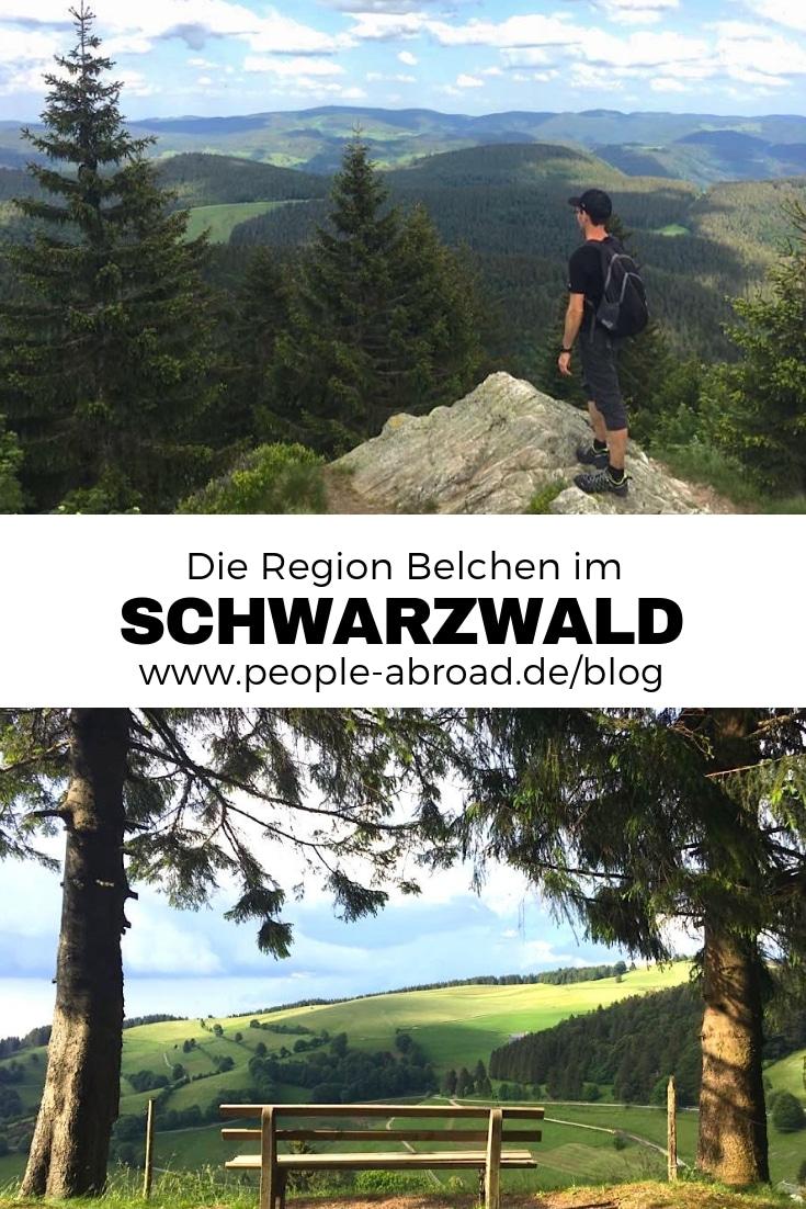 Werbung / Die Region Belchen im Schwarzwald #Schwarzwald #Belchen #Wandern #Outdoor