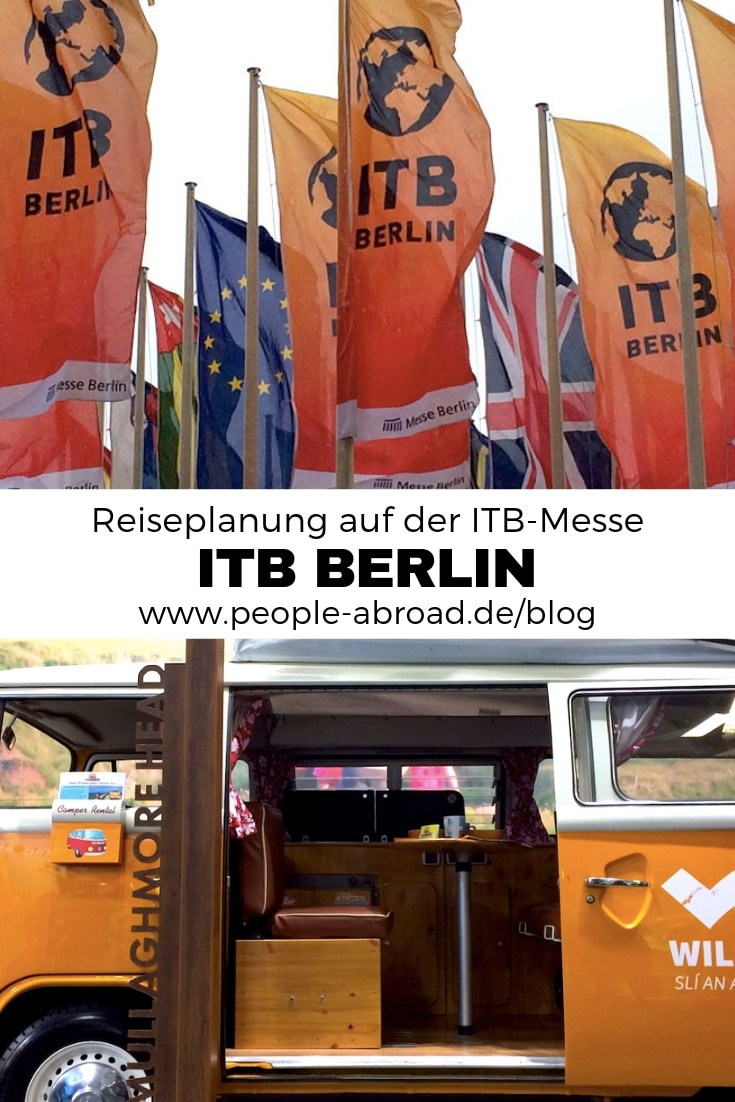 93 - Reiseplanung auf der ITB in Berlin