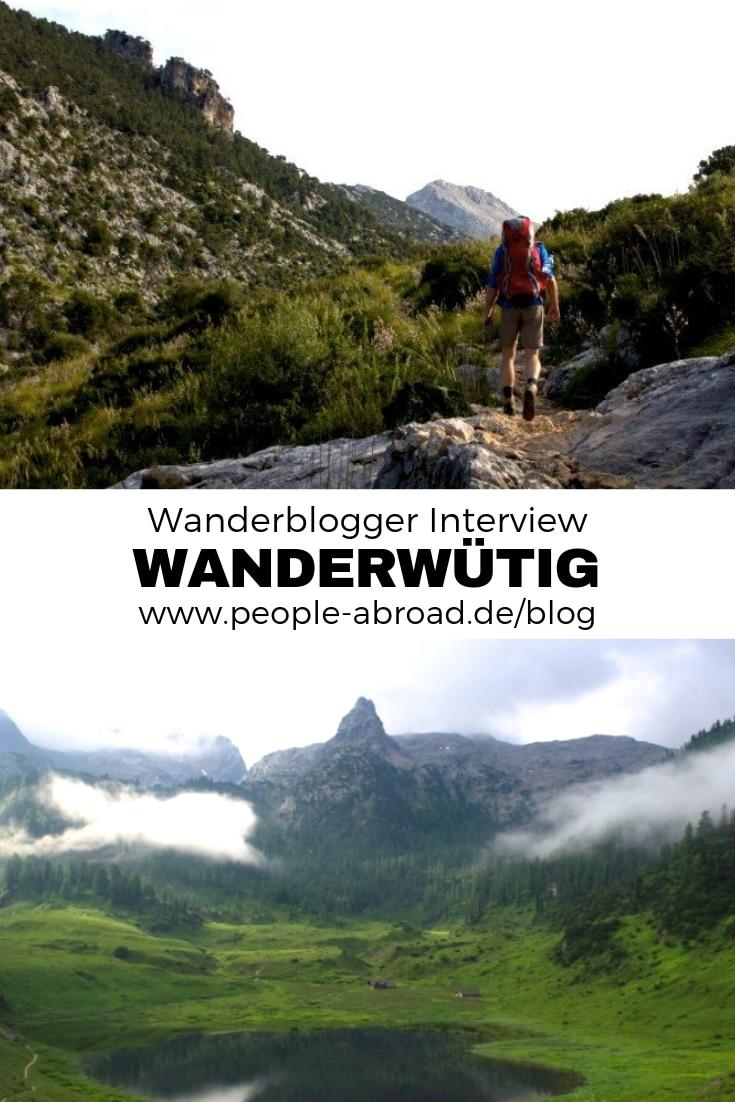 Wanderwütig-Blog: Interview mit Wanderblogger David Wolf #Reise #Wandern #Outdoor #Berge #Wandertipps