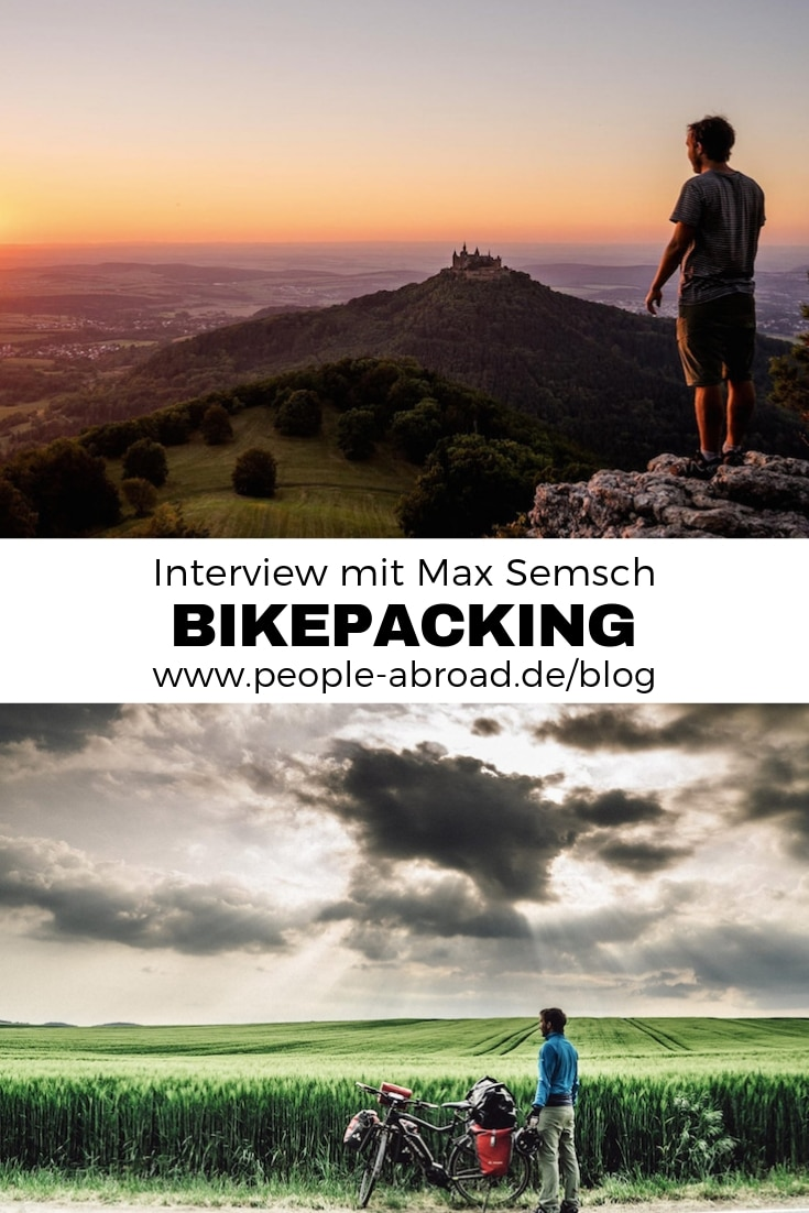 Bikepacking - Interview mit Max Semsch #Radreise #Bikepacking #Radtour #Bike #Reise