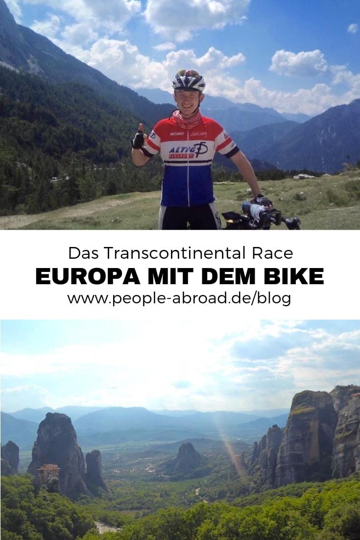 Europa mit dem Bike - Das Transcontinental Race #Sport #Europe #Bike #Transcontinentalrace #Radsport