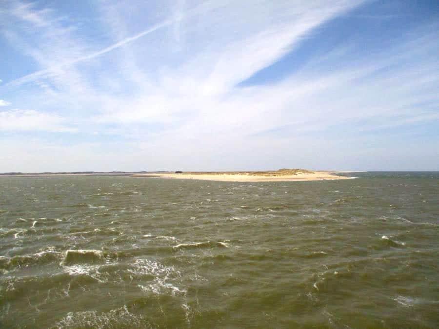 Insel Meer Nordsee