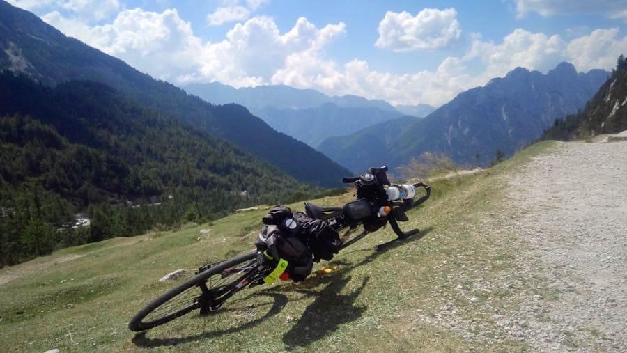 Slowenien Bikepacking