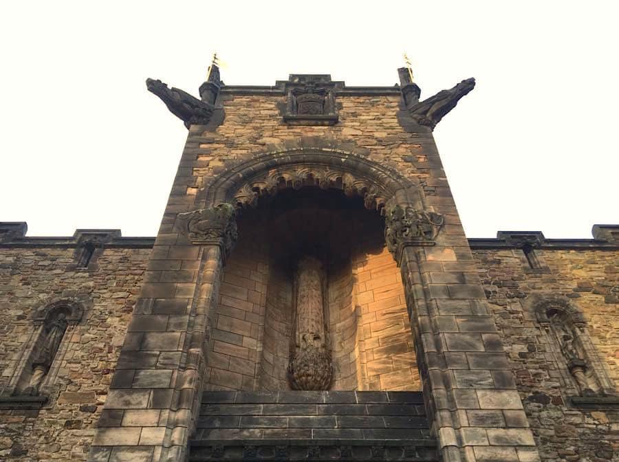 edinburgh castle 2 - Edinburgh Sehenswürdigkeiten - Infos & Tipps