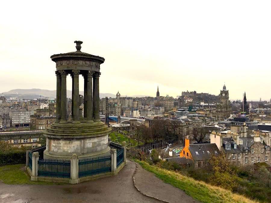Edinburgh: Tipps für einen Stadtrundgang Städtereise Stadtbummel
