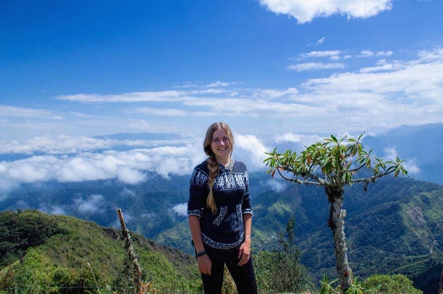Nachhaltig Reisen nach Yunguilla in Ecuador - Südamerika