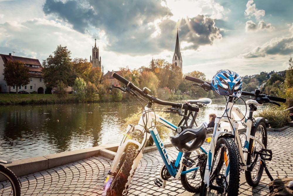 Radurlaub Deutschland: Fahrradwege im Test