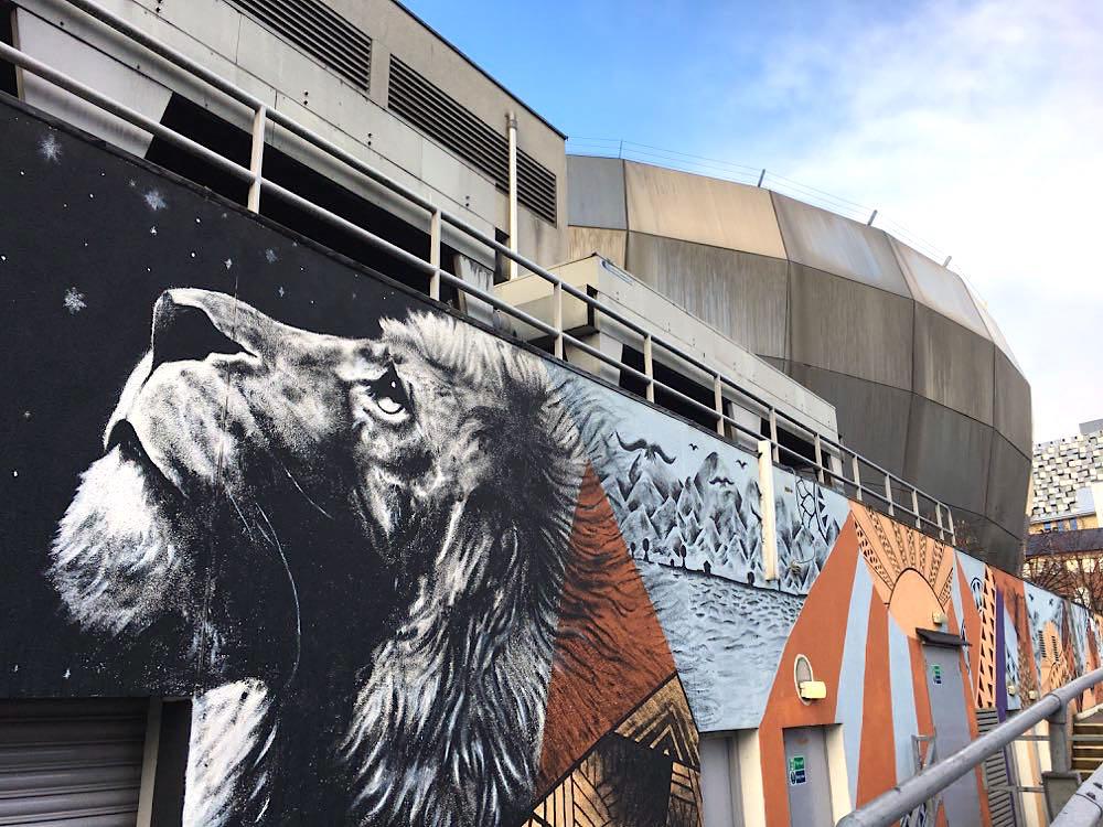 Sheffield Städtetrip: Sehenswürdigkeiten Tipps Reiseplanung Streetart