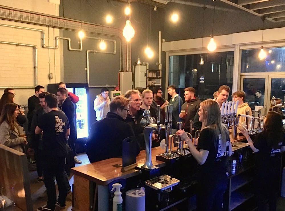 Sheffield Städtetrip: Sehenswürdigkeiten Tipps Reiseplanung Craft Beer Week