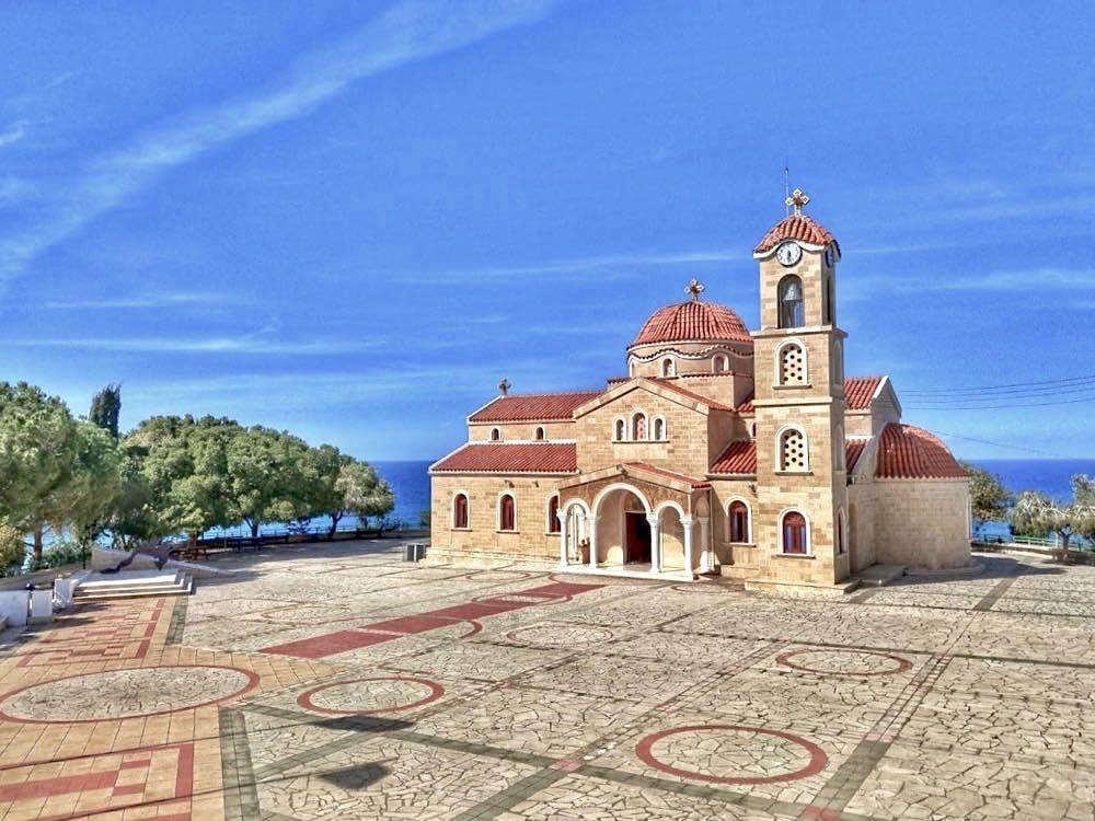 Zypern Kirche Kultur