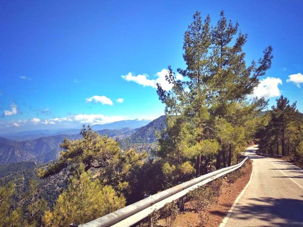zypern urlaub rad 6 - Zypern Urlaub: Mit dem Rennrad unterwegs