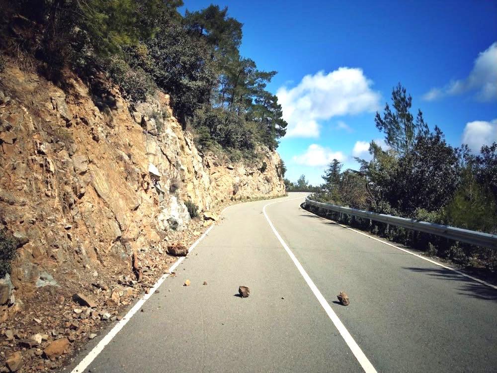Zypern Rennrad Radreisen Bikepacking