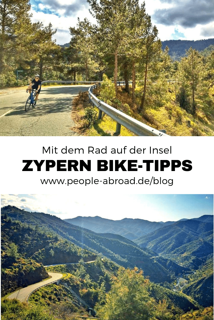 Zypern Urlaub: Mit dem Rennrad unterwegs #reisen #zypern #radfahren #radsport #urlaub