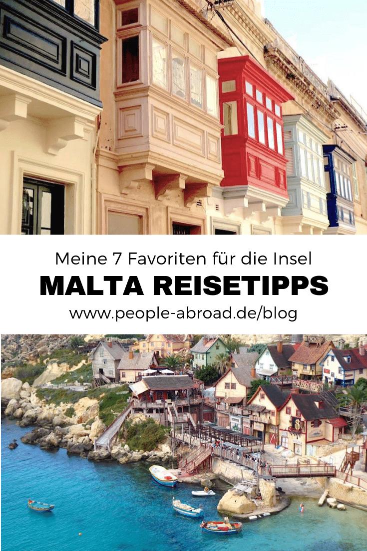 Malta Urlaub: Meine 7 Favoriten & Reisetipps #reisen #urlaub #malta #reiseinspirationen #reiseziele