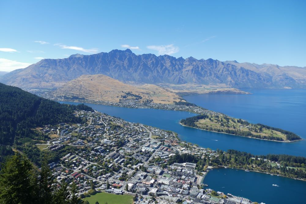 Neuseeland Rundreise Queenstown