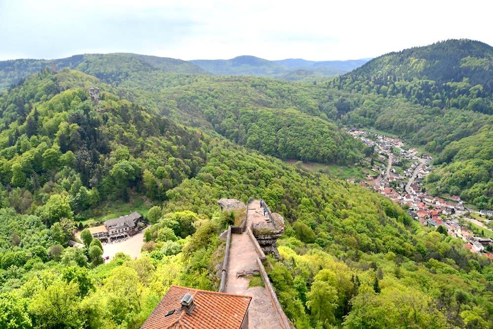 Pfalz Annweiler Burg Trifels