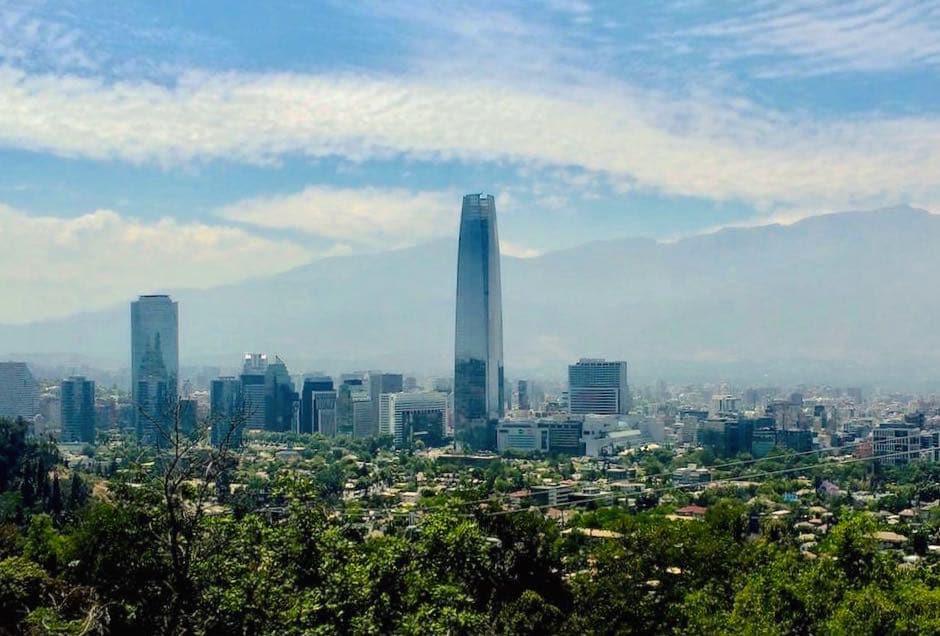 Santiago de Chile Mordor