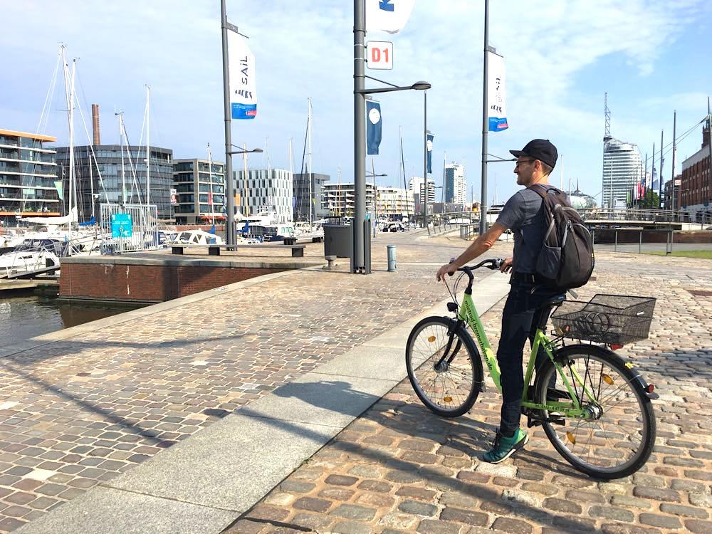 Bremerhaven Sehenswürdigkeiten Citybike