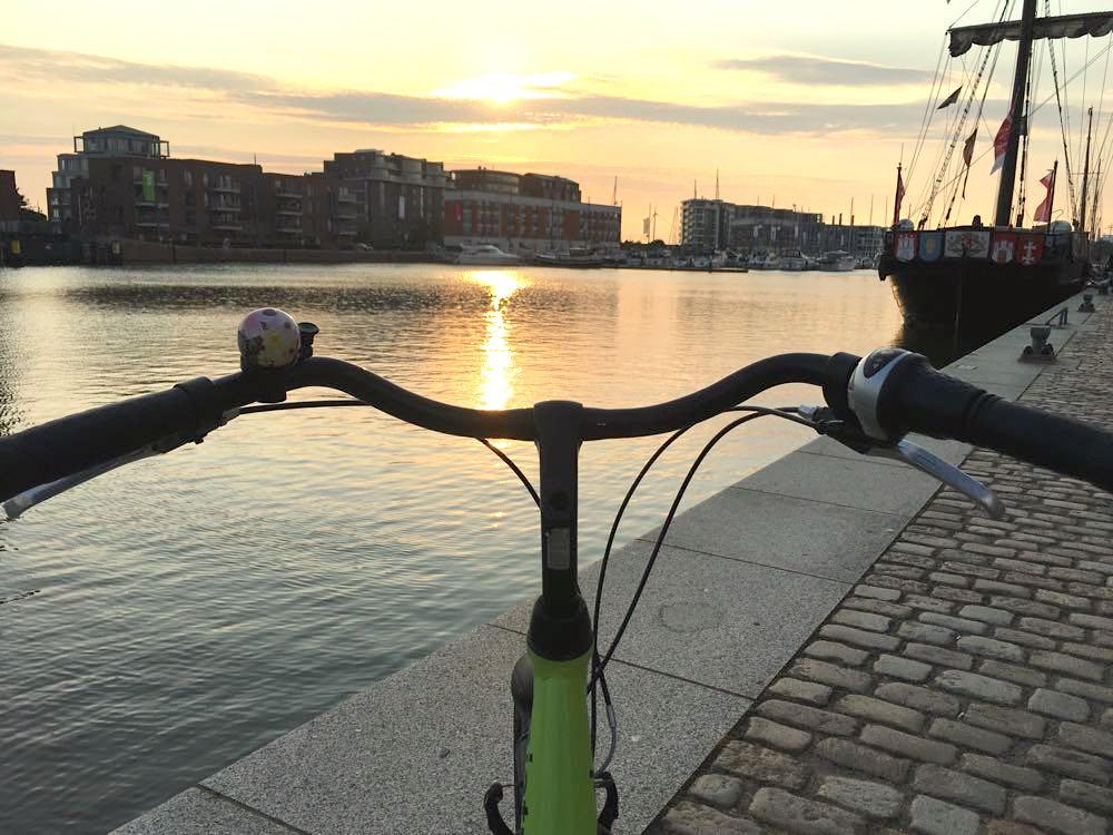 Bremerhaven Leihrad Citybike