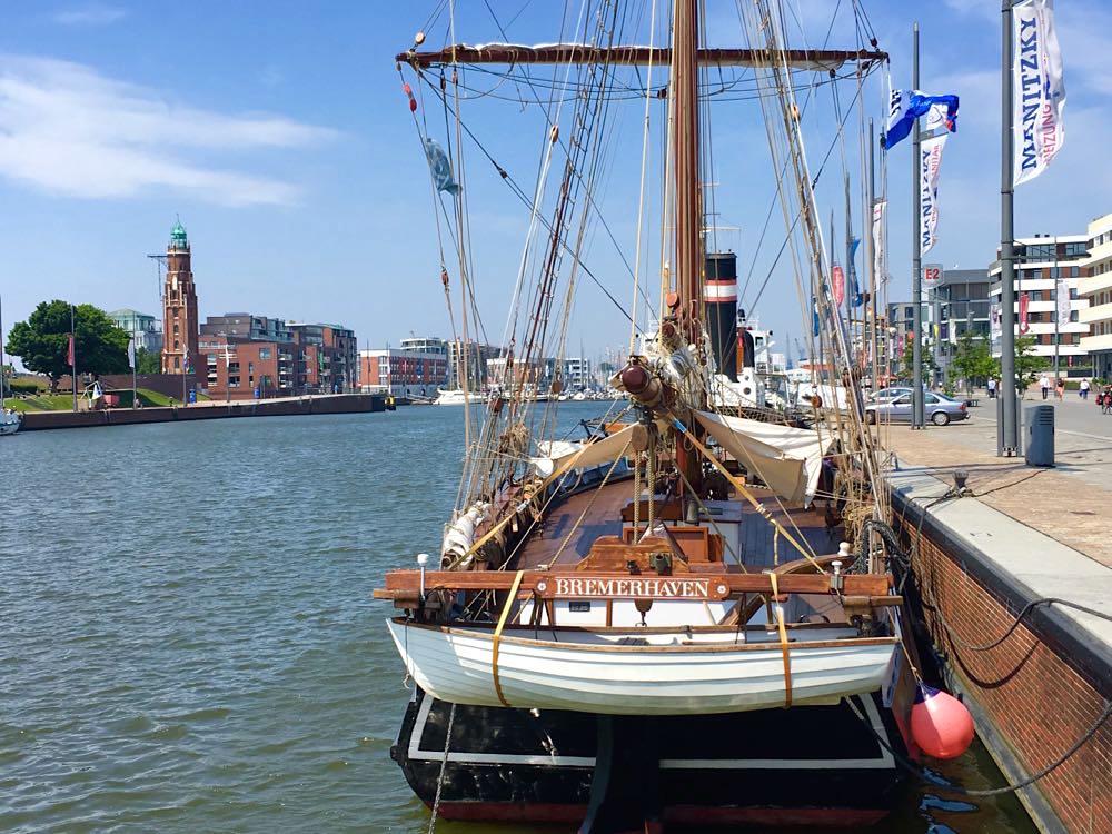 Bremerhaven: Sehenswürdigkeiten & City Tipps