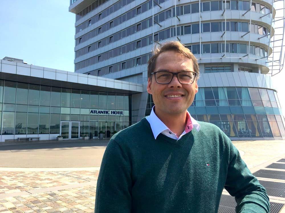 Tim Oberdieck Atlantic Hotel Bremerhaven