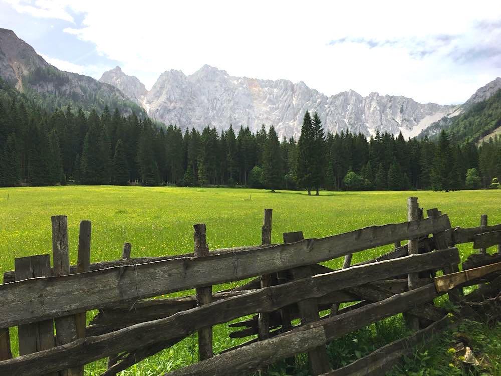 karawanken 10 - Die Karawanken: Wandern in der Region Rosental