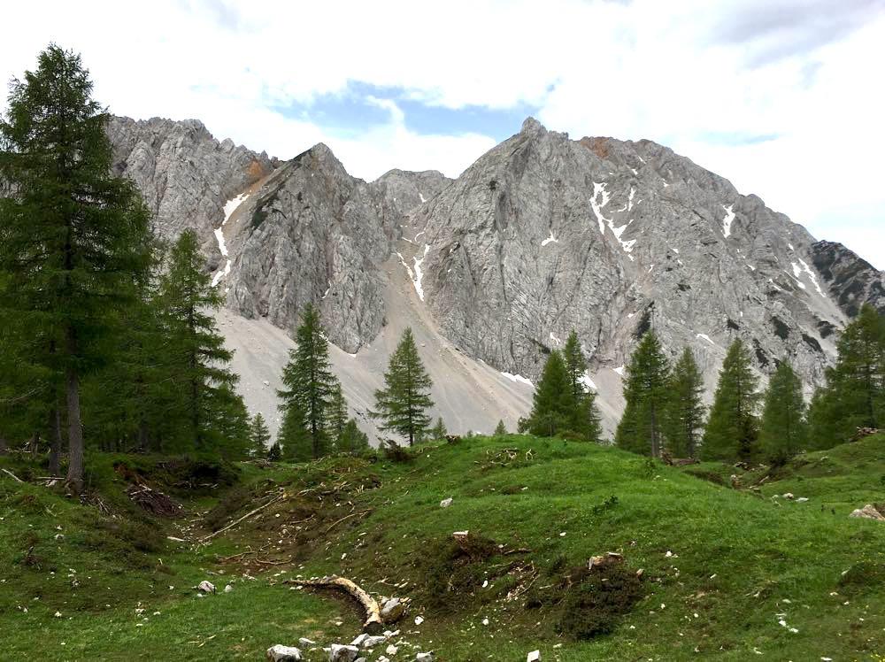 karawanken 12 - Die Karawanken: Wandern in der Region Rosental