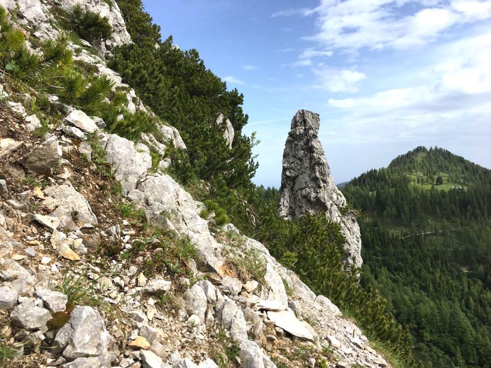 karawanken 13 - Karawanken: Wandern in der Region Rosental