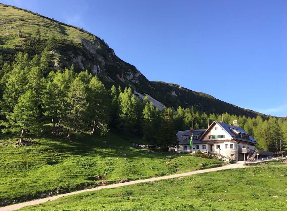 karawanken 15 - Die Karawanken: Wandern in der Region Rosental