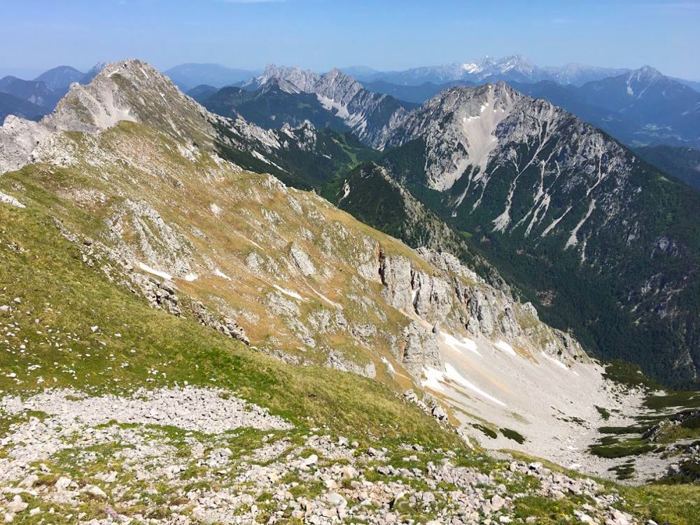 karawanken 16 - Karawanken: Wandern in der Region Rosental
