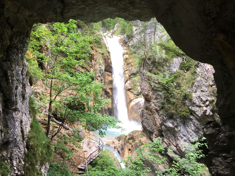 karawanken 2 - Die Karawanken: Wandern in der Region Rosental