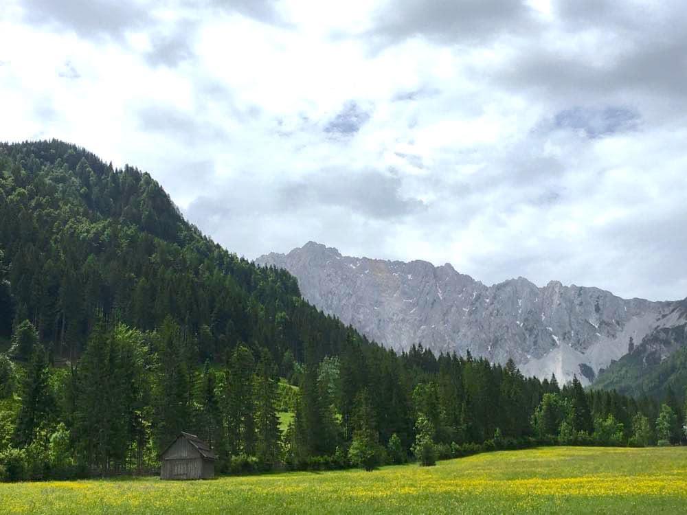 karawanken 25 - Karawanken: Wandern in der Region Rosental