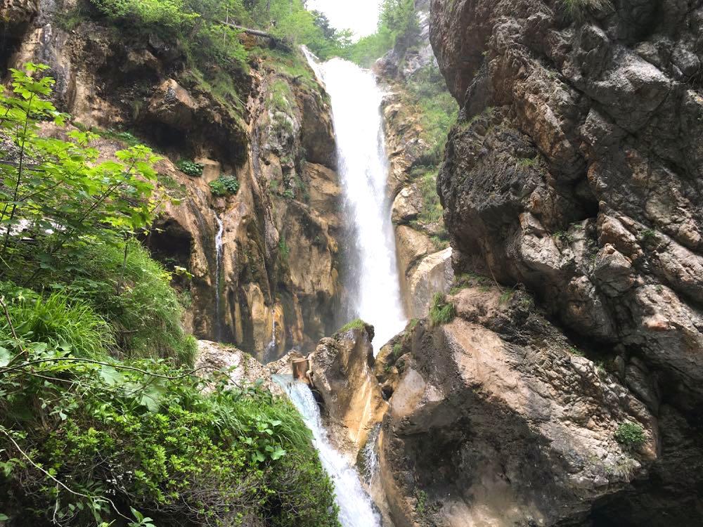 karawanken 3 - Die Karawanken: Wandern in der Region Rosental
