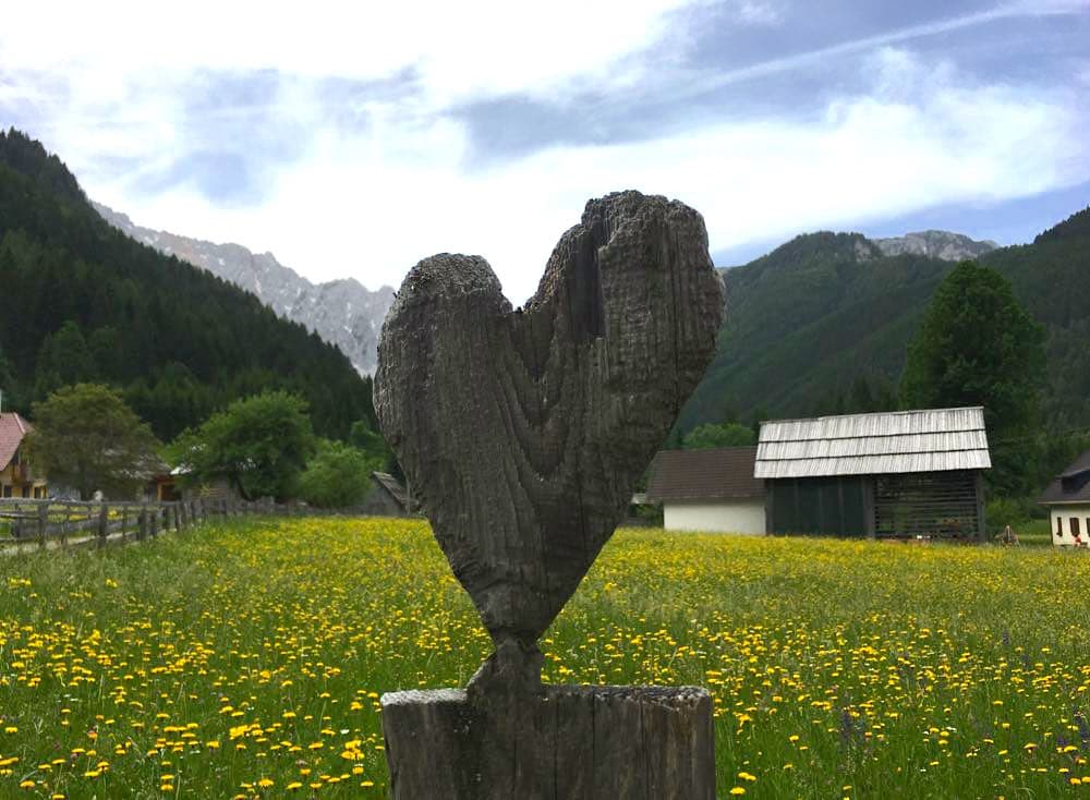 karawanken 4 - Die Karawanken: Wandern in der Region Rosental