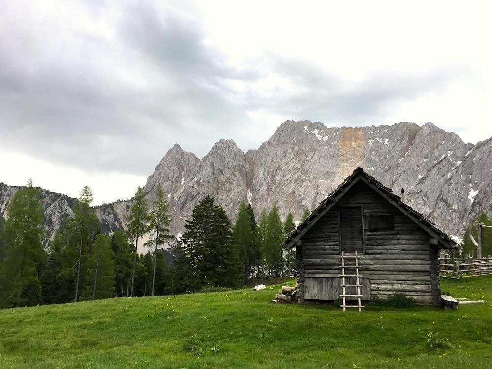 karawanken 5 - Karawanken: Wandern in der Region Rosental