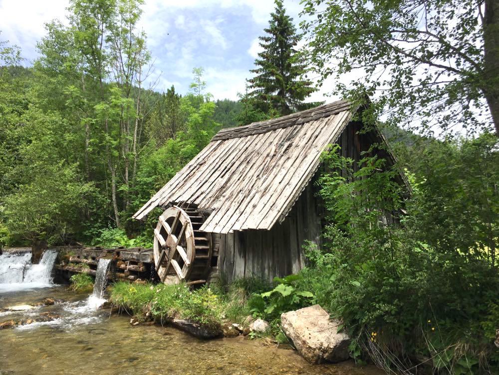 karawanken 6 - Karawanken: Wandern in der Region Rosental