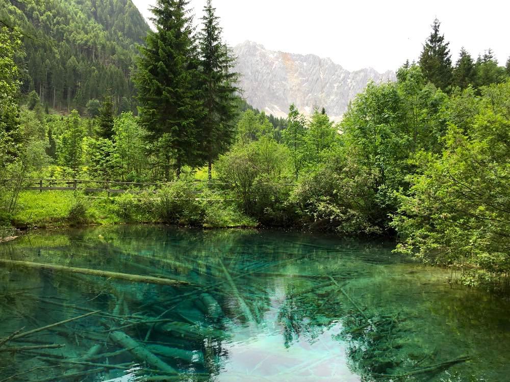 karawanken 7 - Die Karawanken: Wandern in der Region Rosental
