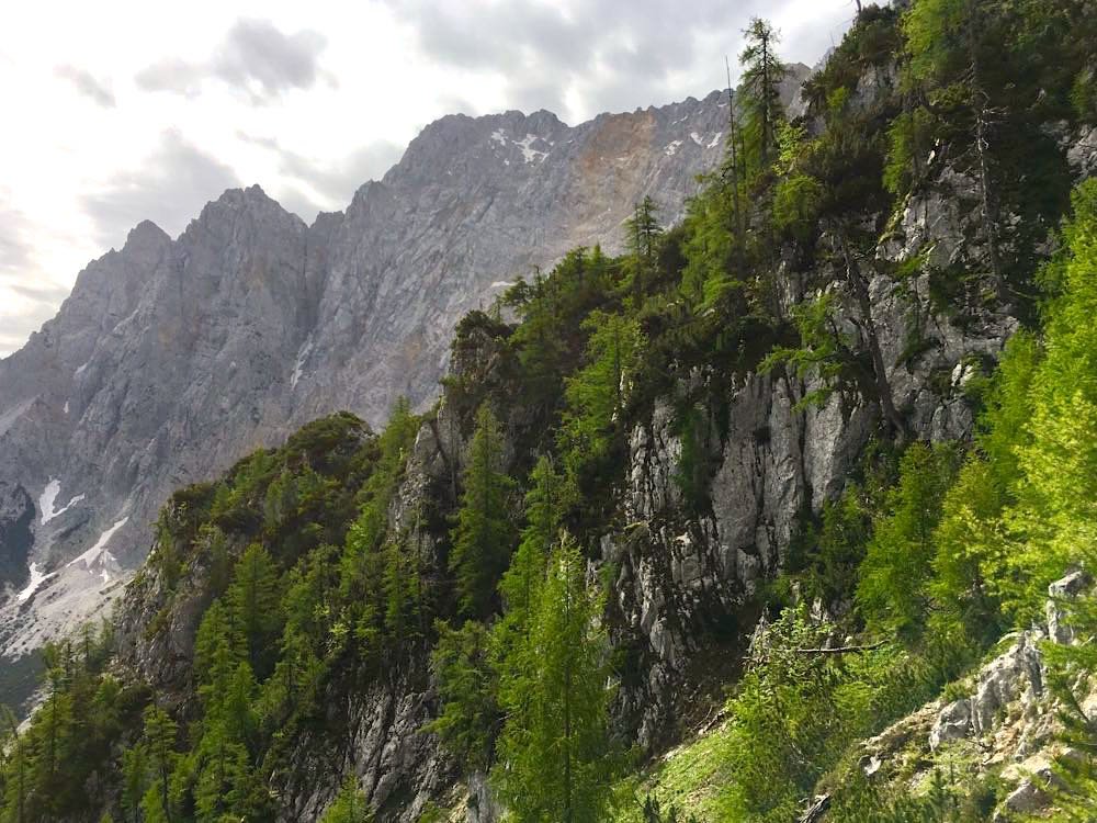 karawanken 8 - Karawanken: Wandern in der Region Rosental