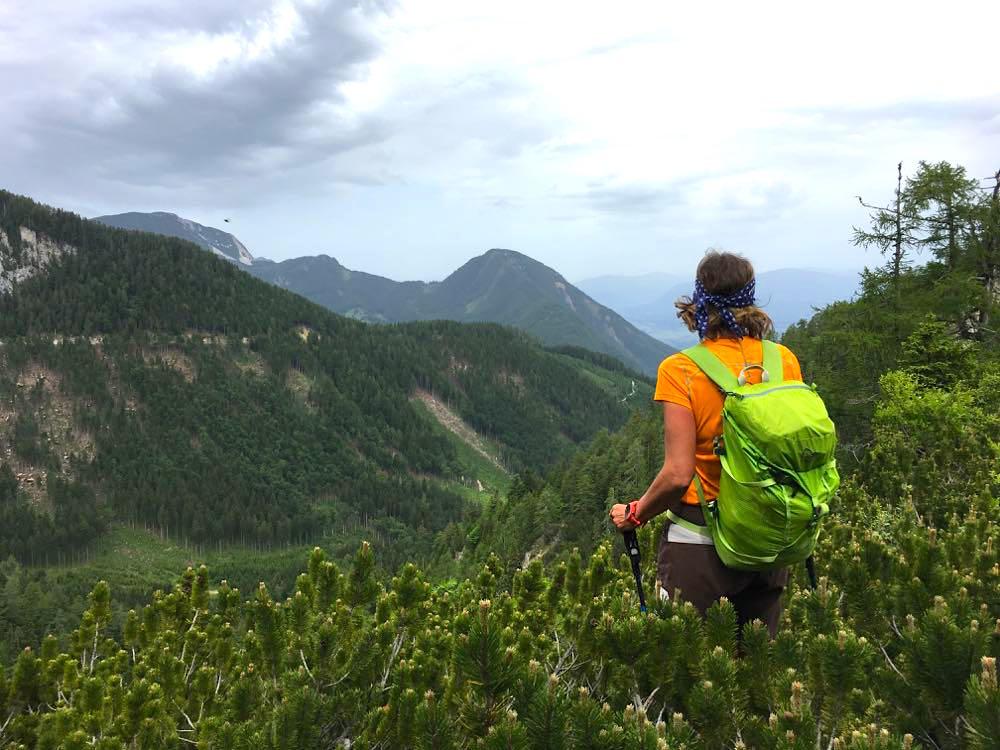 karawanken 9 - Die Karawanken: Wandern in der Region Rosental